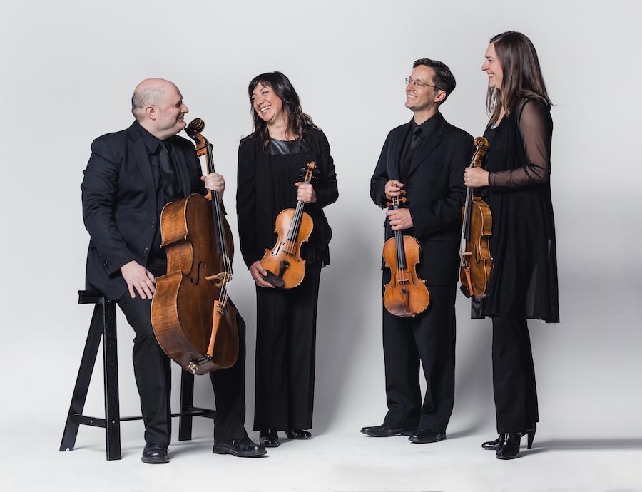Emily Carr String Quartet - About